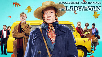 The Lady in the Van (2015) on Netflix in India